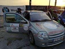 Tres alcalaínos participan en el Rallye Sierra de Cádiz