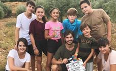 Diego Rey participa en el corto 'La llave maestra'