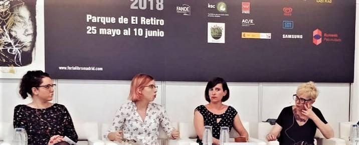 Una editorial feminista nace en Alcalá la Real
