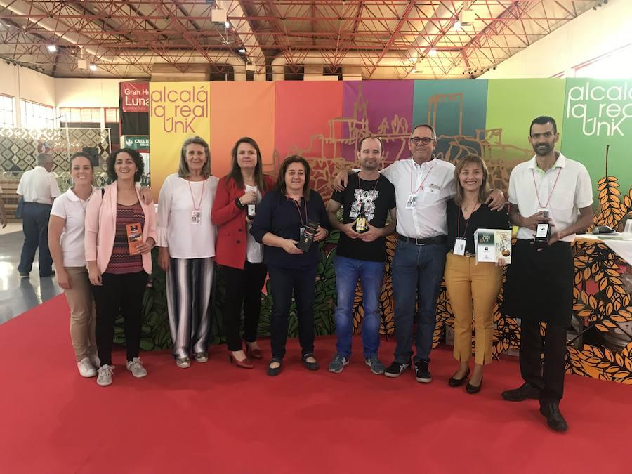 Alcalá la Real en la Feria de los Pueblos de Granada