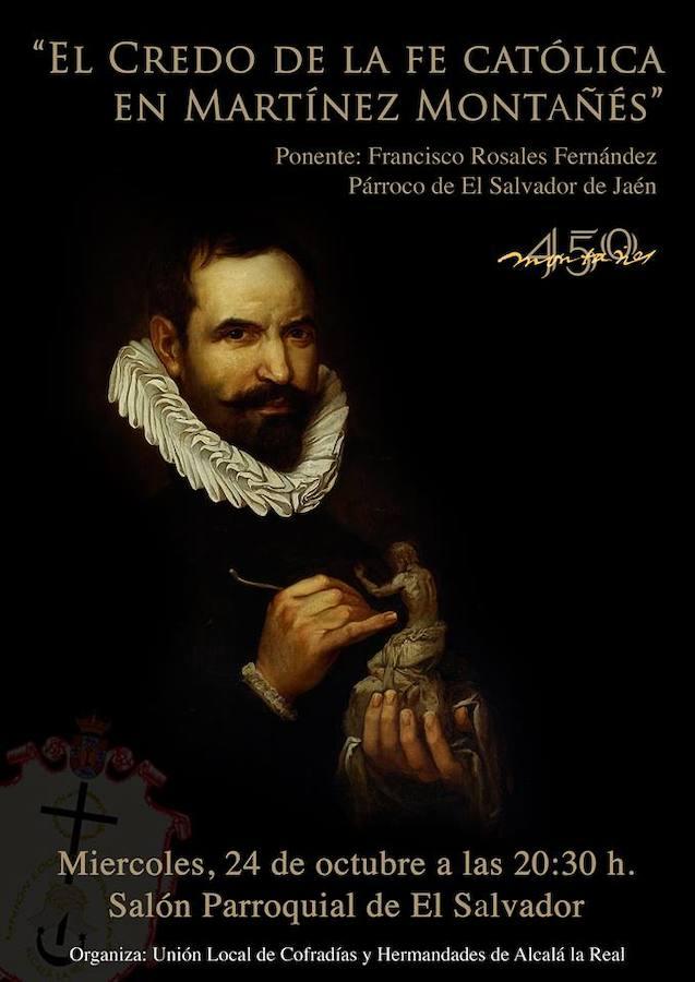 Martínez Montañés visto desde la fe católica