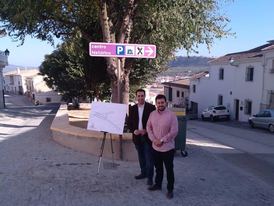 Finalizan las obras en el entorno de la Calle Ancha
