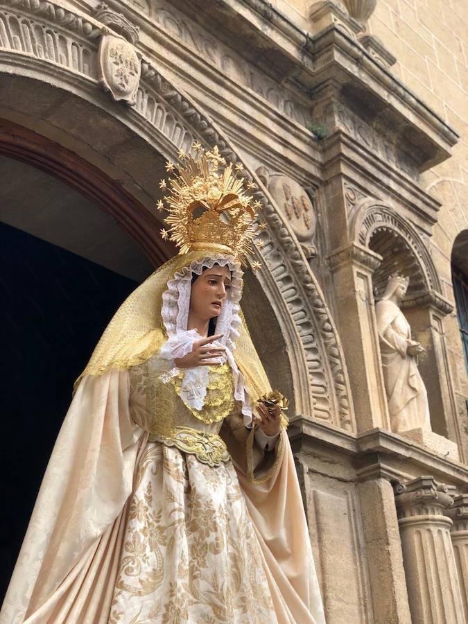 XXX aniversario de la Bendición de María Santísima de la Esperanza