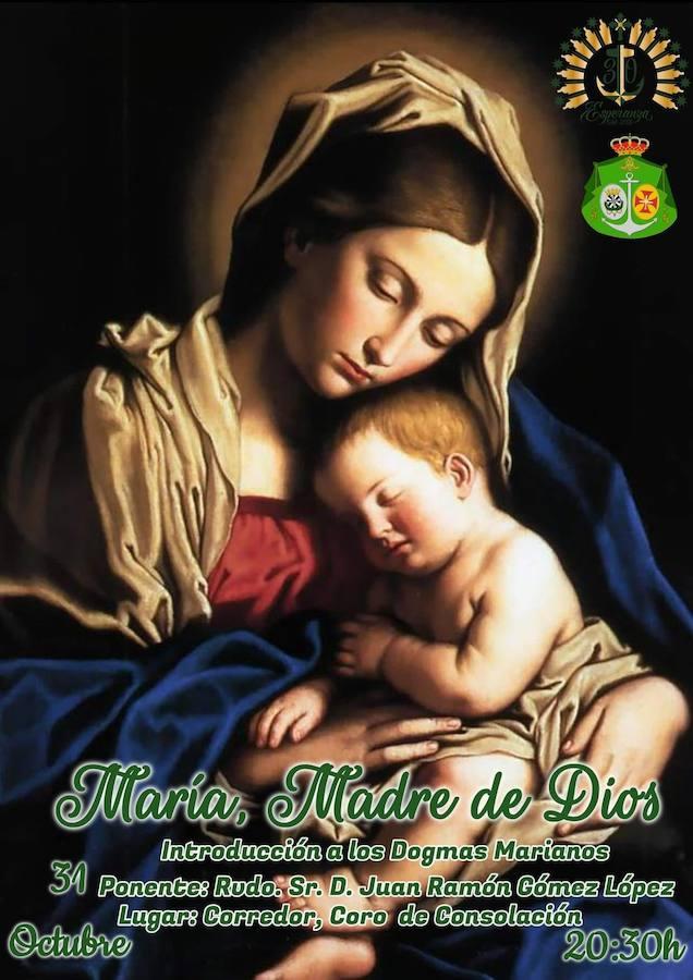 Charla sobre los dogmas marianos