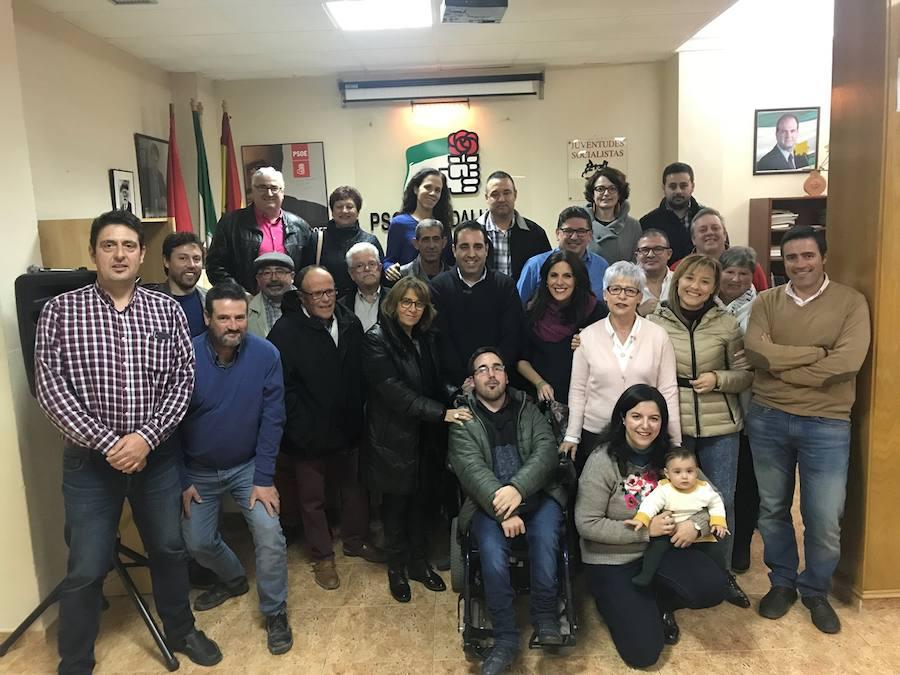 Los socialistas se preparan para las próximas elecciones andaluzas