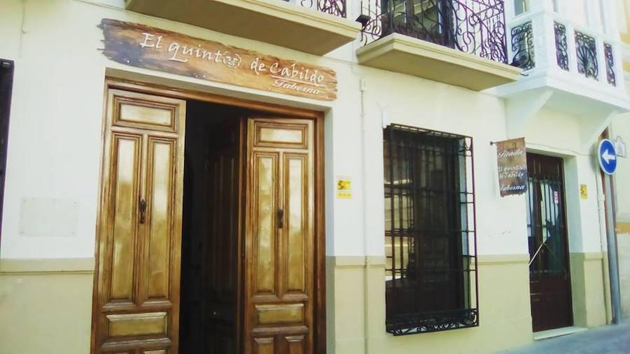 El 'Quinto de Cabildo' acoge un cineforum en una apuesta diferente al bar tradicional