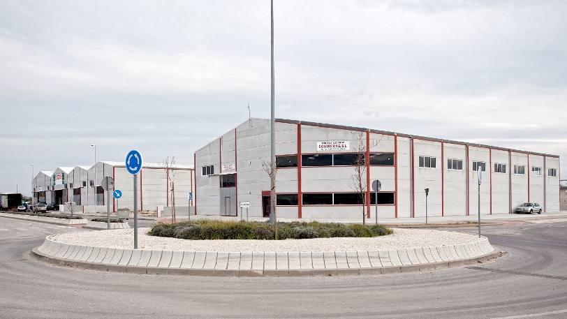 Más suelo industrial en venta en el Llano Mazuelos