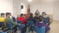 Formación para los alumnos de SAFA en el Chare de la localidad