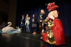 Personajes locales protagonistas en el Festival de Teatro Escolar