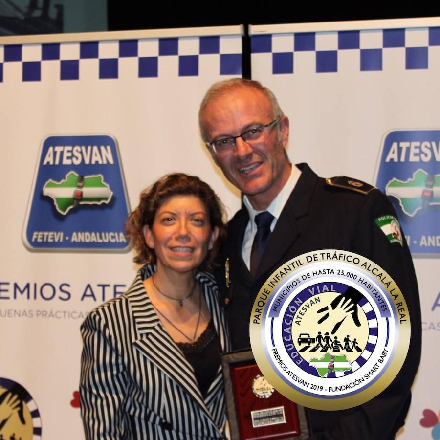 Premio al parque de tráfico infantil y a otras iniciativas relacionadas con la educación vial