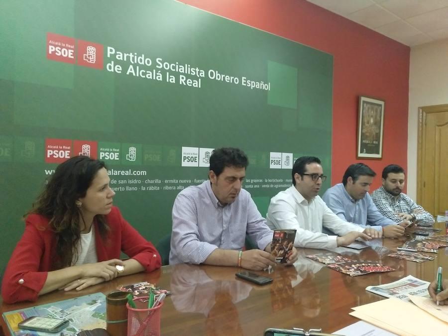 «Realista y ambicioso»: el PSOE alcalaíno presenta su programa