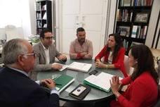 Diálogo entre administraciones para proyectos de envergadura