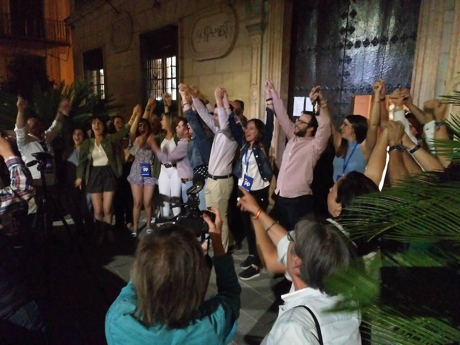 El PSOE pierde la mayoría absoluta en la localidad