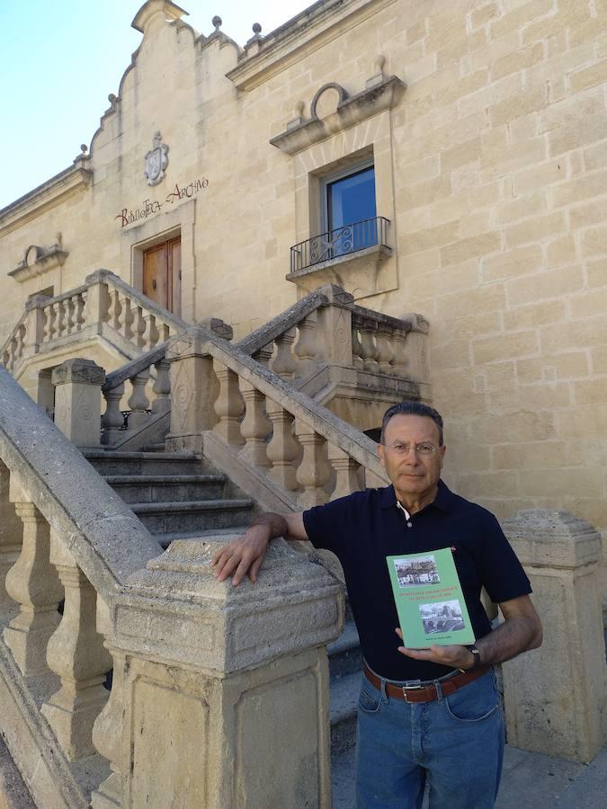 Ricardo San Martín investiga sobre el municipio de Castillo de Locubín