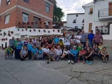 Huerta de Capuchinos y su ruta por Frailes