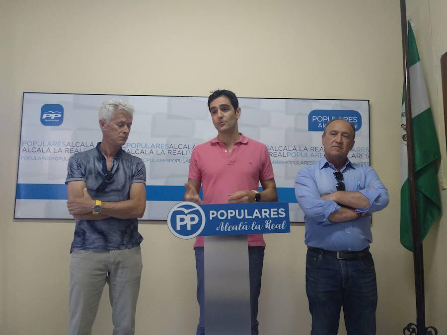 Sigue el enfrentamiento entre PP y PSOE por el caso de la piscina