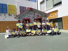 Reciclar tiene premio para el colegio Cristo Rey