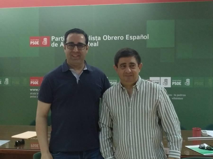 El pacto entre PPy C's que no convence al PSOE