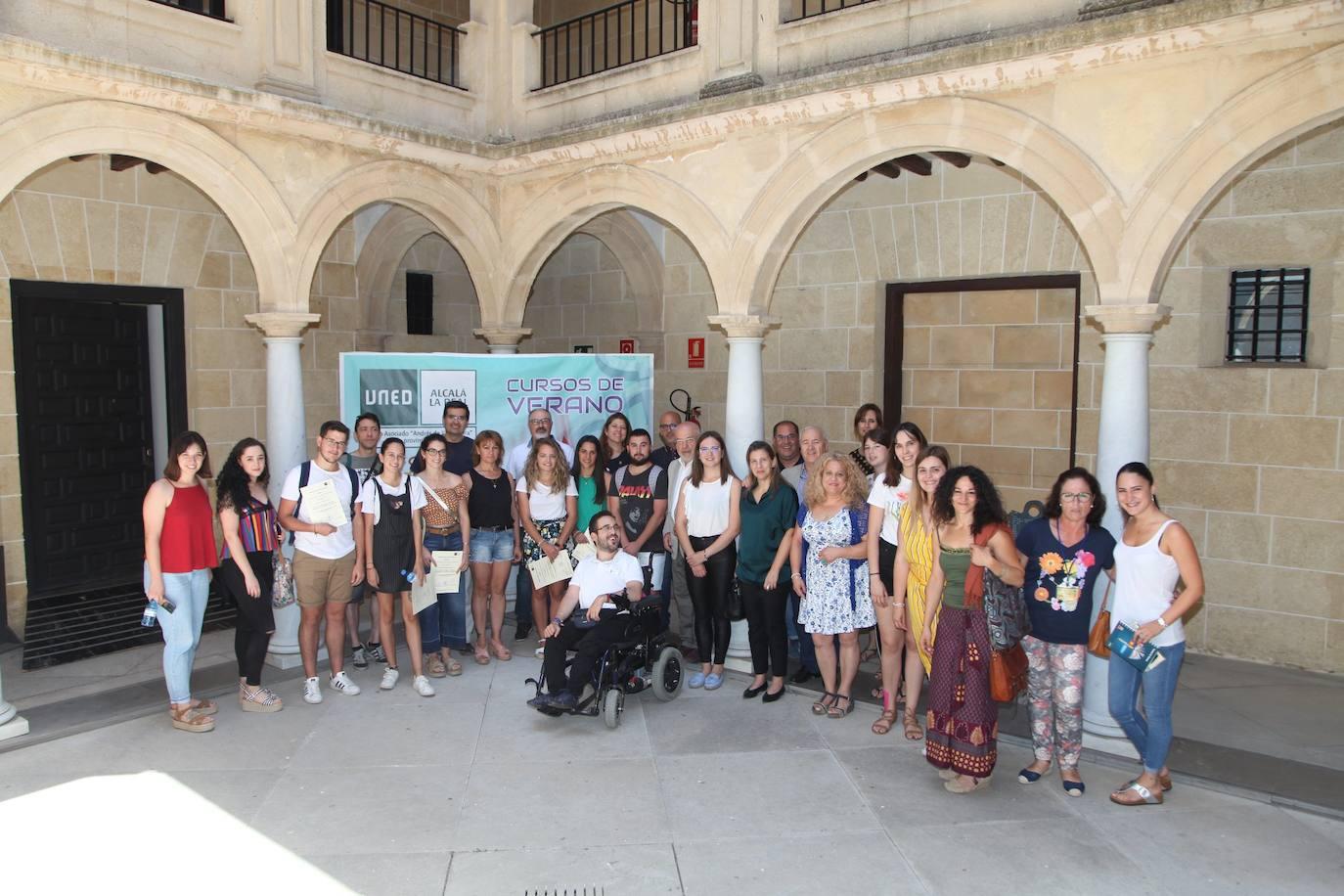 La UNED finaliza el primer curso de este verano