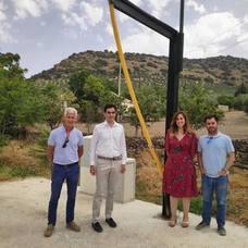 Reapertura de los puntos de carga de agua para agricultores