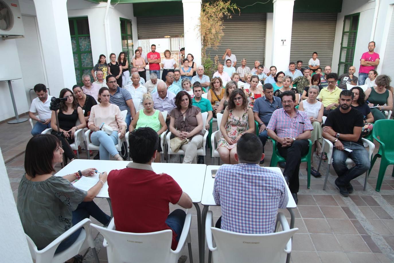 «Las aldeas van a ser totalmente democráticas»