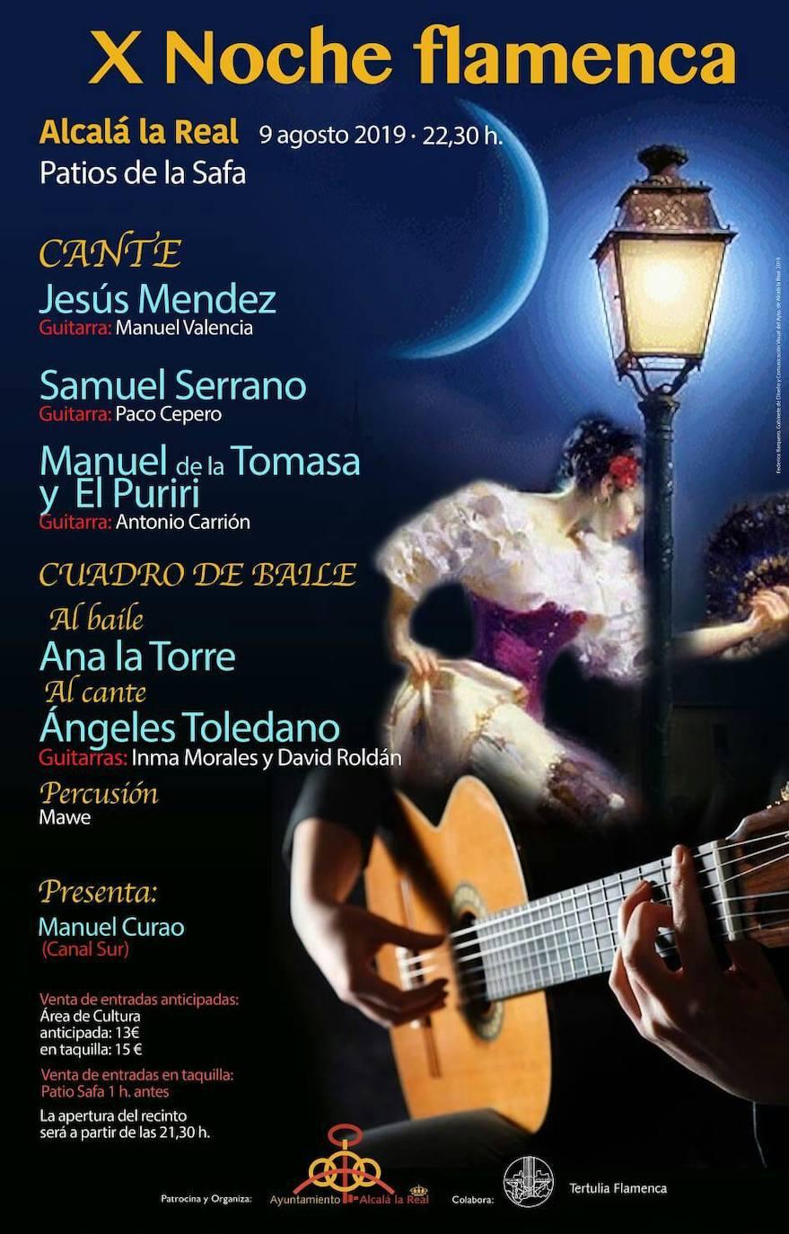 Los amantes del flamenco tienen una cita el próximo viernes