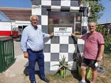 Luz verde a la homologación del circuito de karts en Santa Ana