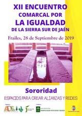 Encuentro comarcal de mujeres en Frailes con más 500 participantes
