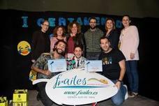 Seis monologuistas participaran en 'La Fábrica de la risa'