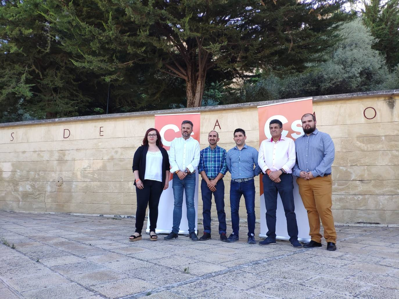 El grupo de Ciudadanos renueva su junta directiva en la comarca