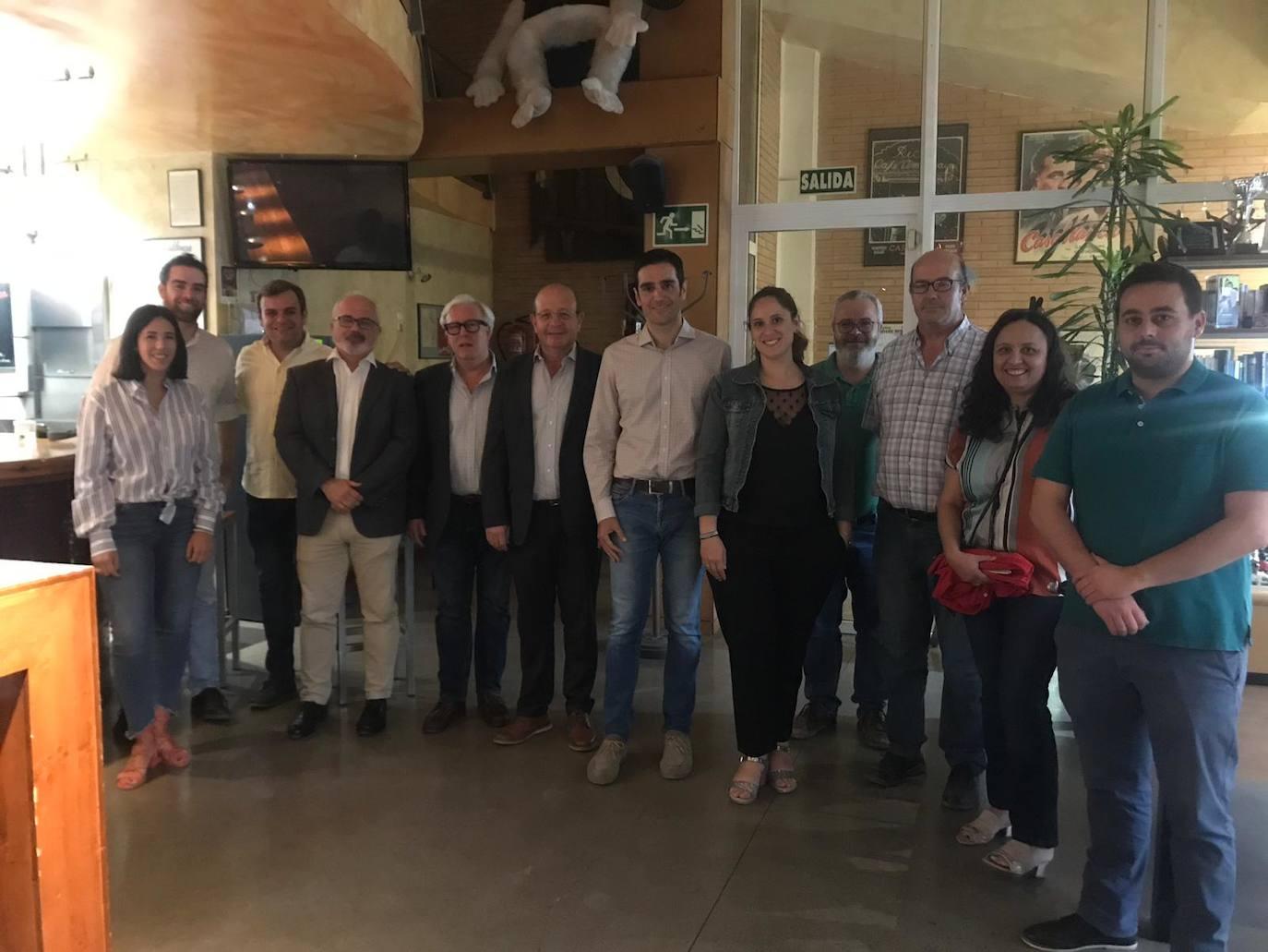 Nace una asociación que agrupa a los arquitectos de la Sierra Sur