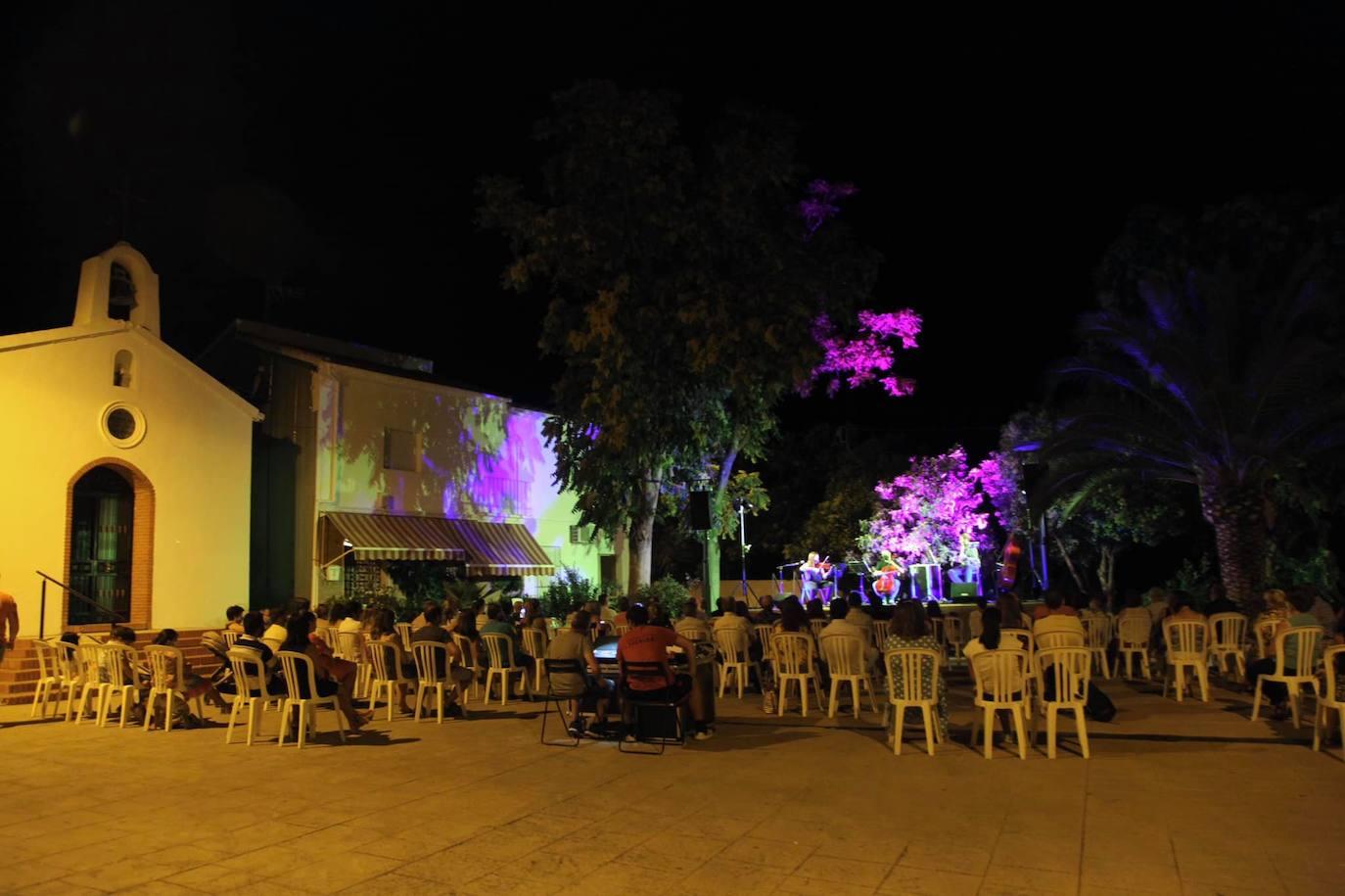 Aceptación del Festival Caldea en las aldeas