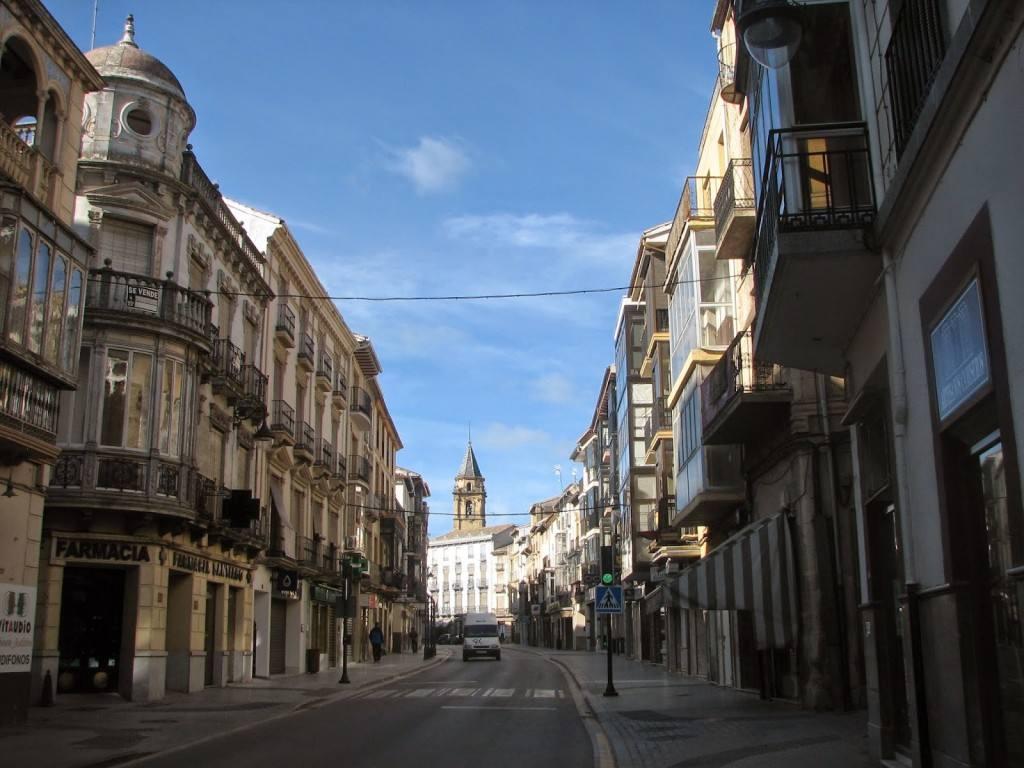 Recuparar las fachadas de los edificios del casco histórico