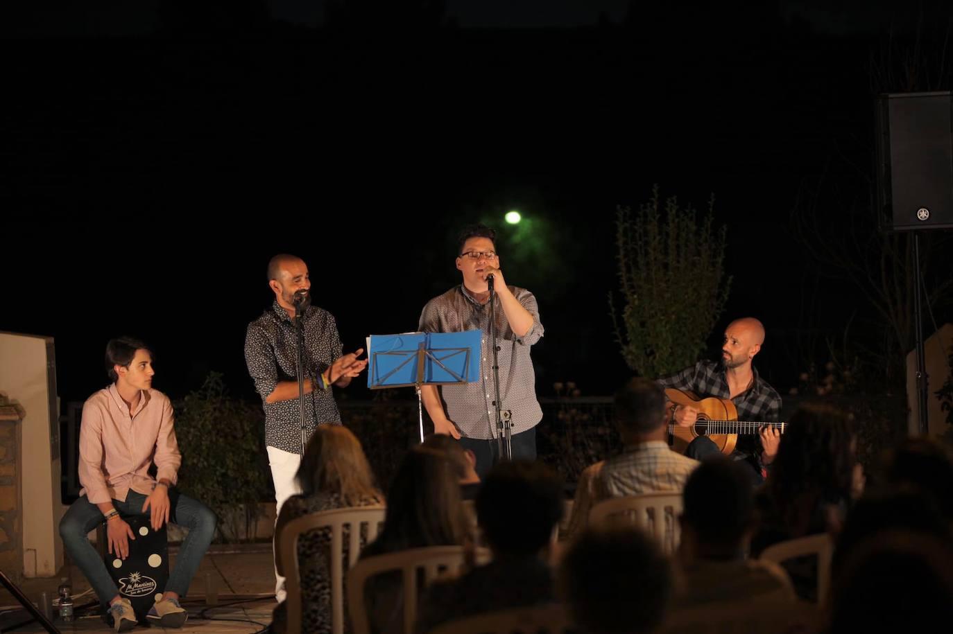 Buen ritmo en el Festival Caldea