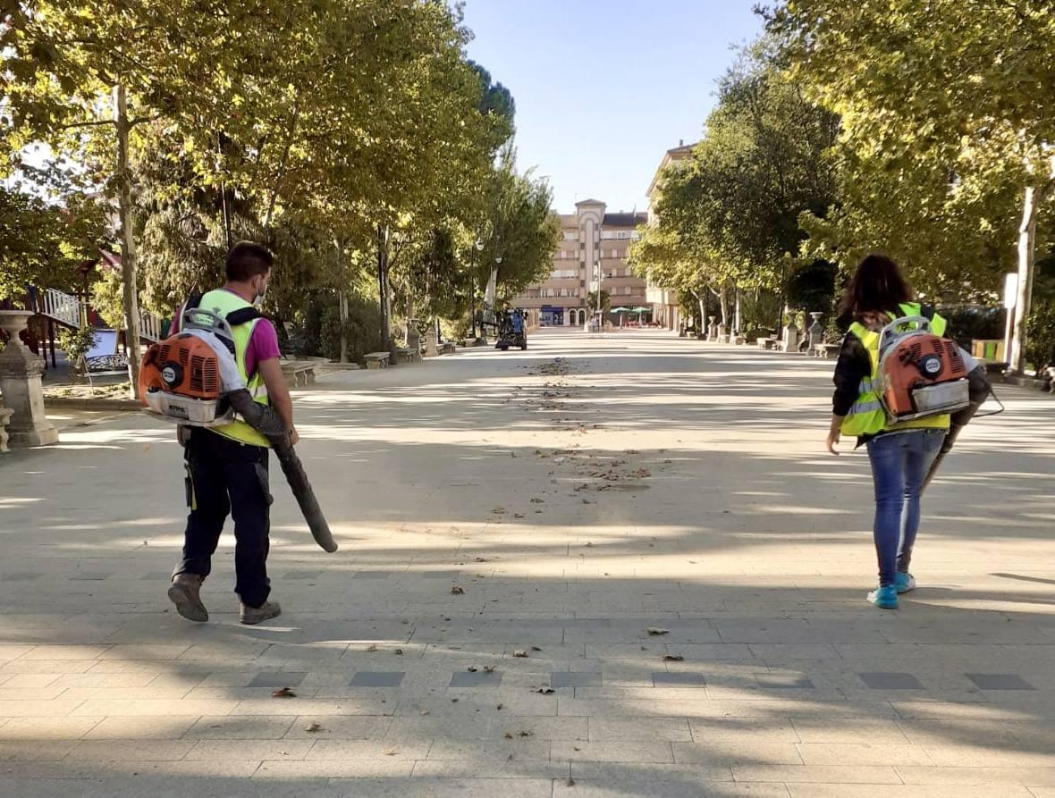 El Ayuntamiento de Alcalá la Real convoca 4 plazas de peón de limpieza