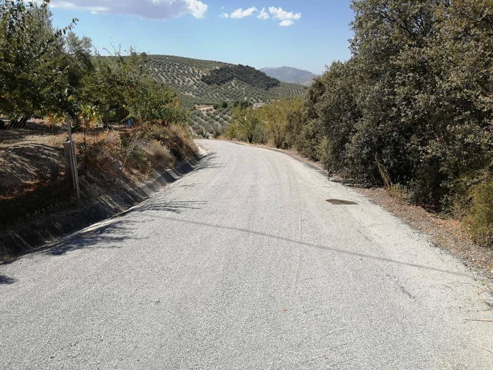 333.000 euros para intervenciones y mejoras de los caminos rurales