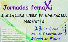FEMAXI presenta la jornada 'Almanzora Libre de Violencias Machistas'