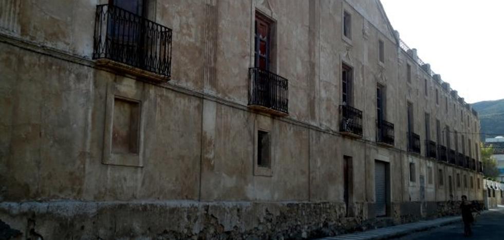 El Consistorio de Cantoria inicia el proceso de recuperación del Palacio de Almanzora
