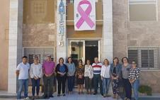 Los municipios de Olula del Río y Fines se unirán con un gran lazo rosa
