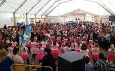 La Feria de Albox arrancó ayer con seis días de actividades para todos los gustos