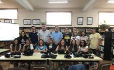 Una treintena de jóvenes de Olula del Río y Tíjola se forman en medios audiovisuales