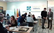 El `VIII Encuentro Internacional de la Piedra Natural´ celebra más de 200 entrevistas de negocios en Macael