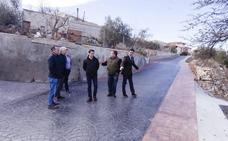 Casi cuatro kilómetros de conducciones para renovar las redes de Alcóntar, Hijate y Los Domenes