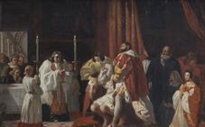 El museo Ibáñez incorpora un cuadro de Rosales a su colección permanente