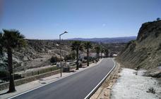 Mejora del acceso a Partaloa por la Avenida de Andalucía