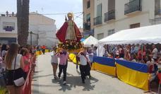 Los acatamientos de Zurgena y el Juego de la Bandera marcan su Semana Santa