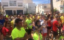 200 corredores arropan a Juan Antonio Ramos en la carrera popular de homenaje en Zurgena