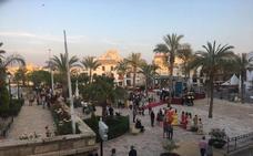 El Ayuntamiento de Albox instala wifi abierto en plazas y espacios públicos del municipio