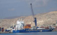 La naviera más grande del mundo llevará el mármol de Cosentino desde el Puerto de Almería