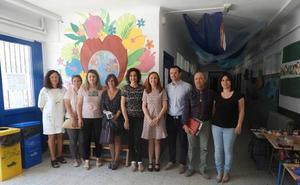 La Junta de Andalucía invertirá alrededor de 300.000 euros en el CEIP 'San Ginés' de Purchena